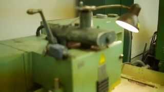 Механізм правки від німецького верстата JUNCER на плоскошлифовальном верстаті 3Д711А
