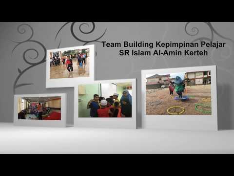 Team Building Kepimpinan Pelajar Sekolah Rendah Islam Al-Amin, Kerteh