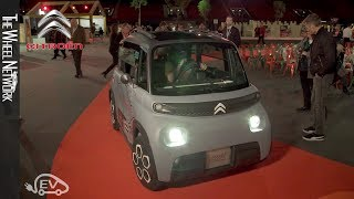 Citroen Ami Reveal Event – Impressions And Interviews