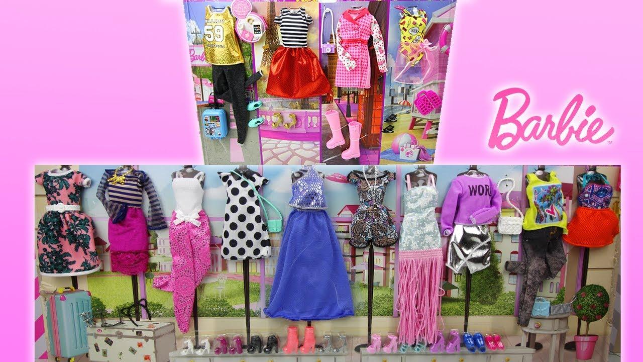 Barbie Et À Main Vêtements AccessoiresPoupéesChaussuresSacs HWE9ID2