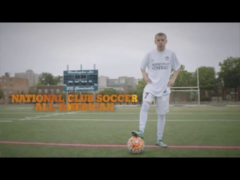 Lucas Mendes 2015-2016 Gatorade National Boys Soccer Player of the Year
