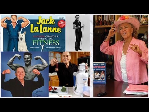 Jack LaLanne - TV Fitness King Saved by Paul Bragg - Story told by Patricia Bragg - Interview 2/12