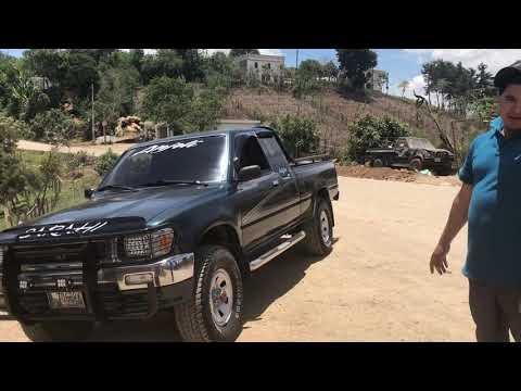 Toyota 22r Guatemala