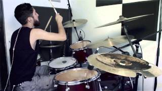 Gambar cover Bring Me the Horizon - Shadow Moses - Drum Cover by Adriano Ferreira