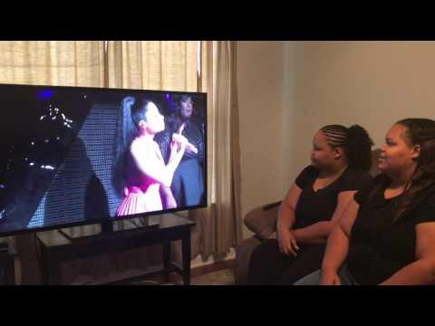 Nicki Minaj - Grand Piano Live Performance   Reaction