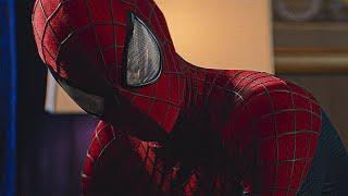 Человек-Паук приходит к Гарри Озборну. Новый Человек-паук: Высокое напряжение. 2014