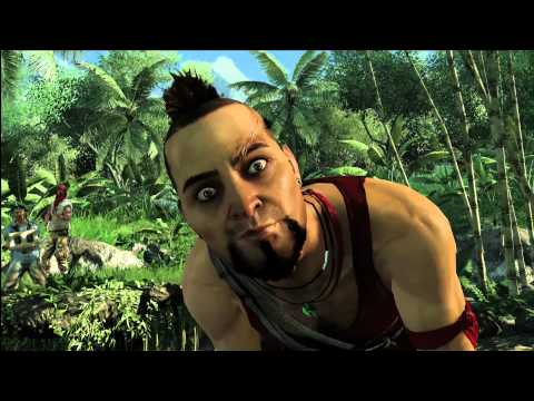 4. Far Cry 3 - Ubisoft E3 2011 Press Conference HD 1080p