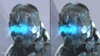 Dead Space 3 Xbox 360 vs. PS3 Comparison Video