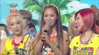 vuclip [WIN]SNSD 150717 100th win Party @Music bank(English sub)