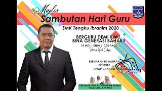SAMBUTAN HARI GURU SMK TENGKU IBRAHIM 2020