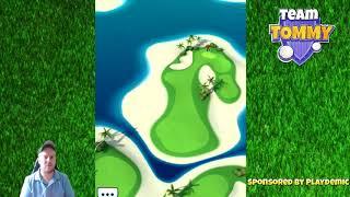 Golf Clash tips, Playthrough, Hole 1-9 - PRO & EXPERT  - Coastal Classic Tournament!