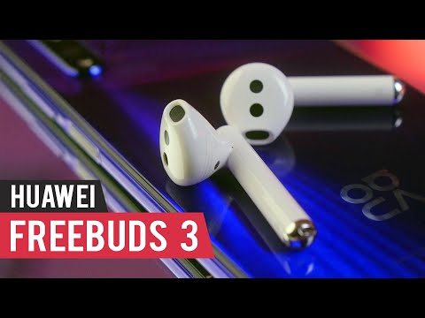 Huawei Freebuds 3 Review - Apple Airbuds Clone You Might Like Better