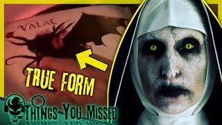 22 Things You Missed In The Nun TV Spots   ALL TV COMMERCIALS