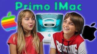 Bambini e ragazzi reagiscono al primo IMac (IMac G3)