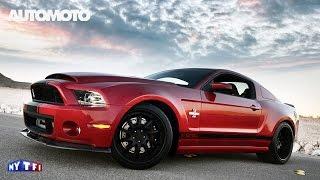 La Shelby Super Snake: une Mustang à plus de 800 chevaux !