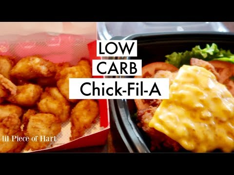 LOW CARB Chick-Fil-A