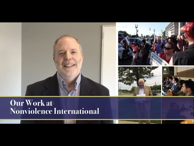 30 years of Nonviolence International