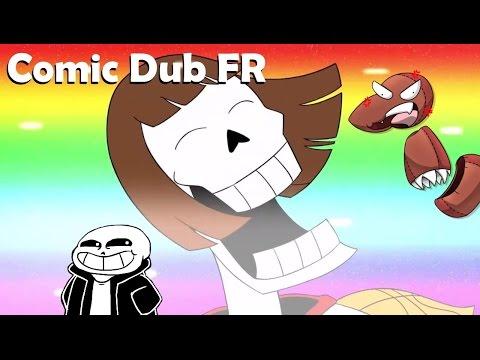 Download [Comic Dub FR] Undertale: Compil' #1
