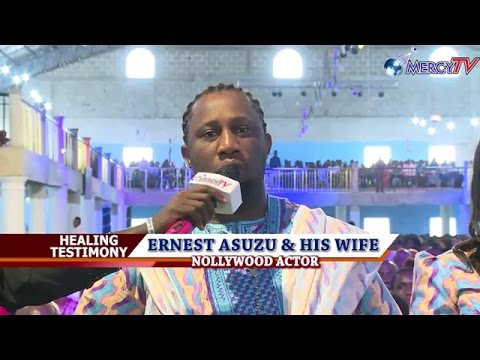 MUST WATCH!!!  UNBELIEVABLE BUT TRUE | NOLLYWOOD ACTOR ERNEST ASUZU HOW MERCY LOCATED HIM.