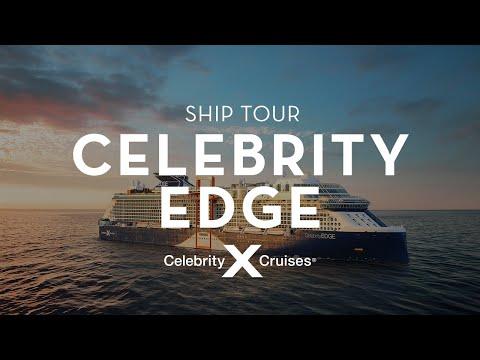 Celebrity Edge Tour: What Makes Edge Unique | Celebrity Cruises