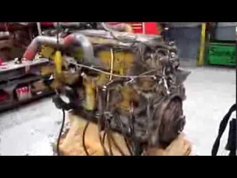 1999 Caterpillar 2WS 3406E Engine Running