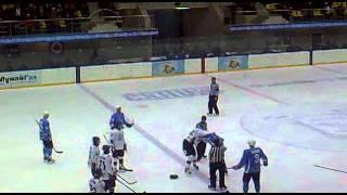 драка на хоккее иртыш павлодар vs барыс 2 астана