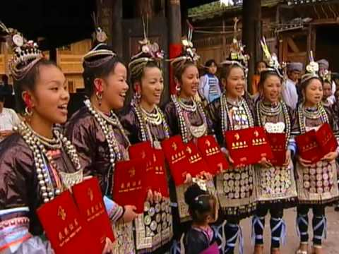 Grand song of the Dong ethnic group