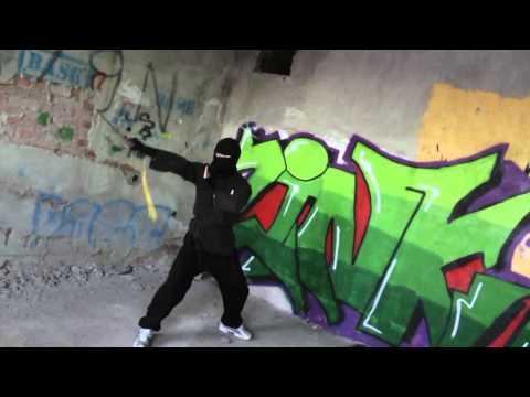 Street ninja (Pavel Kashin 2012)