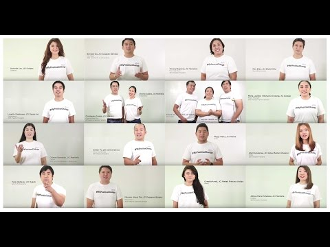 #MyPostiveChange (The Official Marketing & Recruitment Video from JCI Philppines)