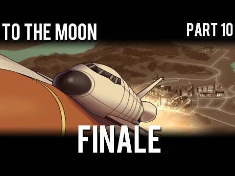 Let's Play To The Moon Part 10 (FINALE) | LIFT OFF