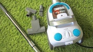 Zanussi ErgoEasy Pet ZAN7635 Cylinder Vacuum cleaner