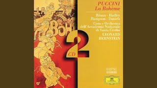 Play Puccini La Boheme - Act Ii Allegri E Un Toast!