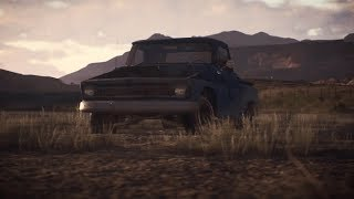 Need for Speed™ Payback Wrackteil Chevrolet C10 Stepside Pickup 1965