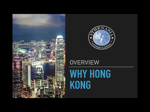 3. Why should you open a company in Hong Kong