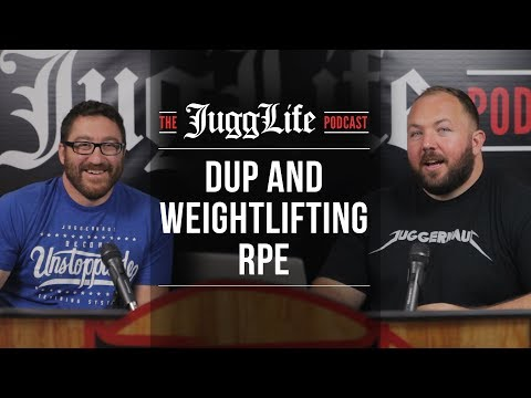 The Jugglife | DUP & Weightlifting RPE