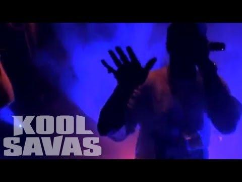 "Kool Savas ""Brainwash"" feat. KAAS & Sizzlac (Official HQ Live-Video)"