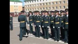 Выпуск 2012 - Академия войск РХБЗ и ИВ (Кострома)