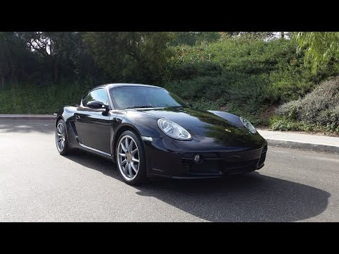 2008 Porsche 987 Cayman S - (One Take)