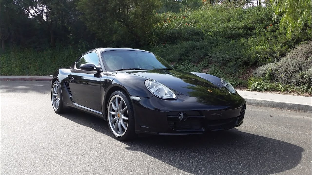2008 porsche 987 cayman s one take youtube