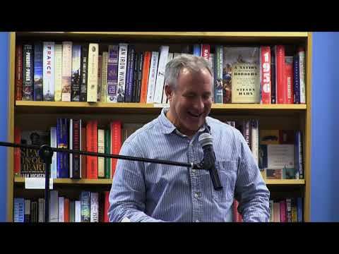 Norwich Bookstore  Peter Heller   May 3, 2017