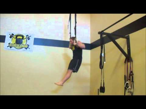 Front Lever to Muscle Ups to L Sit