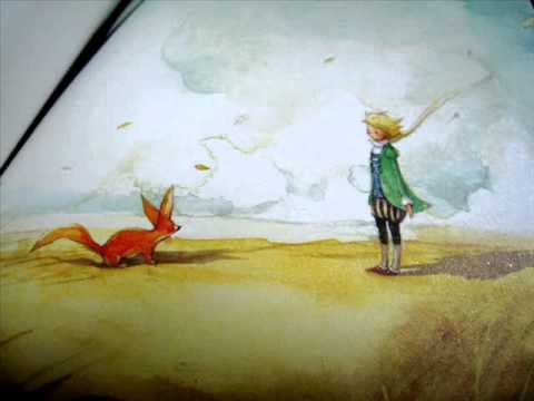 The Little Prince And The Fox Youtube