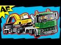 Lego City MINE EXCAVATOR Transporter 4203 Animated Building Review