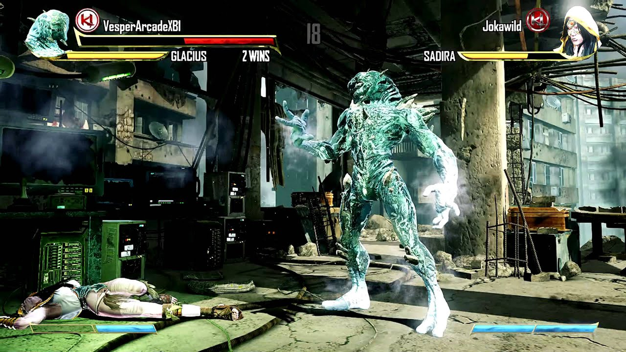 VA Killer Instinct Ranked Matches 5