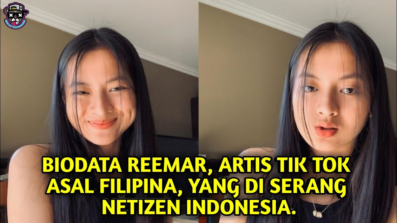 BIODATA REEMAR MARTIN, ARTIS TIK TOK ASAL FILIPINA, YANG ...