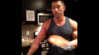 Cinnamon Sugar Ezekiel Bread