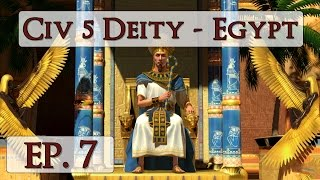 Civ 5 Brave New World Deity - Ep. 7 - Let