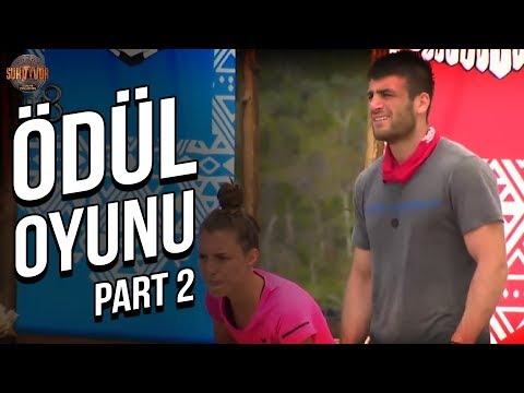 Ödül Oyunu 2.Part | 5.Bölüm | Survivor Türkiye - Yunanistan