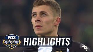 Monchengladbach Vs. Bayern Munich | 2017 18 Bundesliga Highlights
