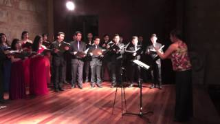 coro filarmónico juvenil directora diana cifuentes